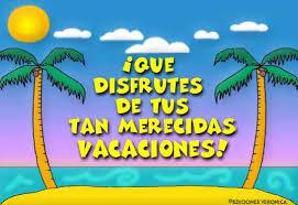 acorme salud prestaciones vacaciones